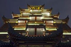 City God Temple Shanghai Stock Images