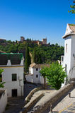 City of Granada, Spain Stock Photography