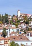 City of Granada Royalty Free Stock Image