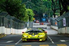 City Grand Prix. Stock Photography
