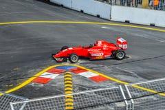 City Grand Prix. Stock Photos