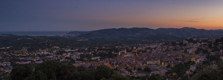 City of Grasse Stock Photos