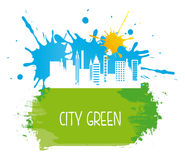 City green Stock Photos