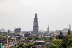 City of Groningen royalty free stock images