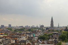 City of Groningen Stock Images