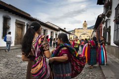 Antigua,Guatemala Royalty Free Stock Image