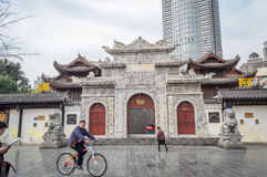 Ancient gate in guiyang Royalty Free Stock Images