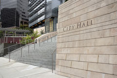 City Hall 1 Stock Photography