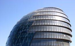 City Hall. London, UK royalty free stock photo