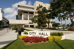City Hall Stock Image