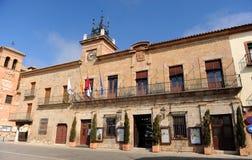 City Hall of Almagro, Spain Royalty Free Stock Photo
