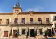 City Hall of Almagro, Spain Royalty Free Stock Images