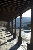 City hall antigua guatemala Stock Image