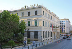 City Hall Athens Royalty Free Stock Photography