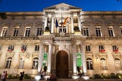 City Hall Avignon Provence France Royalty Free Stock Photos