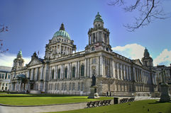 City Hall, Belfast Northern Ireland Royalty Free Stock Image