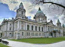 City Hall, Belfast Northern Ireland Stock Photo