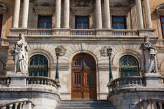 City hall, Bilbao Stock Photo