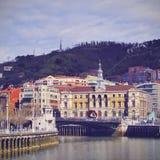 City Hall of Bilbao Royalty Free Stock Photo