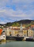 City Hall of Bilbao Stock Image