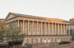 City Hall in Birmingham. Town Hall concert venue in Birmingham, UK stock photo
