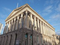 City Hall in Birmingham Royalty Free Stock Images