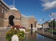 City Hall in Bristol Royalty Free Stock Photo