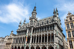 City hall in Brussels Stock Photography
