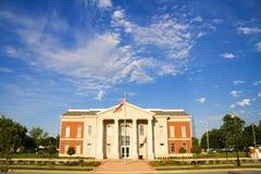 City Hall building. In Lebanon, Indiana Royalty Free Stock Photo