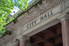 Free City Hall Building Stock Photography - 58363102