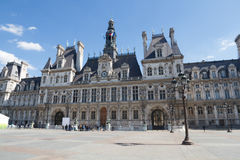 City Hall building Hotel de Ville Stock Images