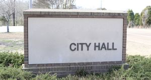 City Hall Building. In local government, a city hall, town hall, civic centre, or a municipal building, is the chief administrative building of a city, town, or Stock Images