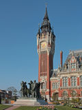 City Hall  of Calais, France Royalty Free Stock Photography