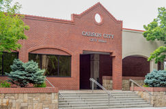 City Hall at Carson City, Nevada Stock Photography