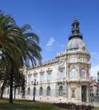 City hall Cartagena Royalty Free Stock Image