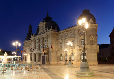City hall of Cartagena, Spain Royalty Free Stock Image