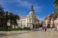 City Hall of Cartagena Royalty Free Stock Photo