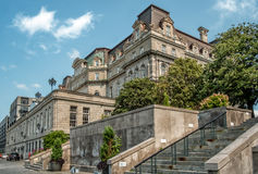 City hall Champ de Mars(Montreal) Stock Images