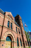 City Hall in Charllotetown Royalty Free Stock Photo