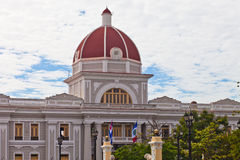 City Hall in Cienfuegos Royalty Free Stock Photography