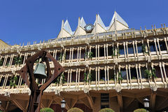 City Hall of Ciudad Real, Spain Royalty Free Stock Image