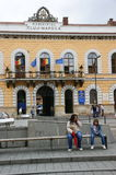 City hall cluj-Napoca Royalty Free Stock Image