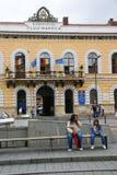 City hall cluj-Napoca Royalty Free Stock Image