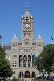 City Hall & County Building Stock Photo