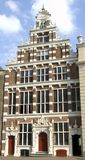 City Hall Deventer. Old Dutch Step Building, City Hall Deventer Royalty Free Stock Image