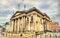 The city hall of Dublin Stock Images