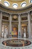 City hall of Dublin, Ireland Royalty Free Stock Photography
