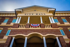 City Hall in Duluth, Georgia. Stock Photography