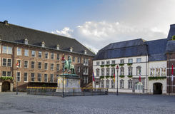 City hall of Dusseldorf, Germany Stock Photography