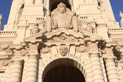 City Hall Edifice Stock Photography